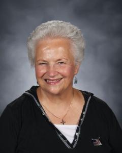 Miss Cathy Pruitte, 2014-15 School Year Photo