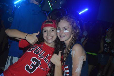 Riley Miller '19 & Ellie Loughran '19