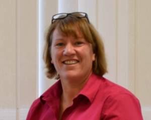 Ms. Ronda Motykowski, Marian's Dean of