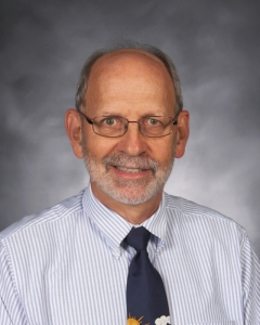 Theology & Latin teacher Mark Koesters (2016 School Photo)