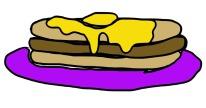 pancake color