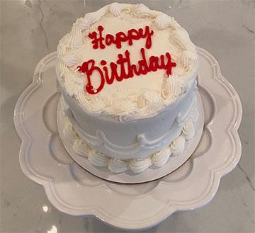 simmons cake