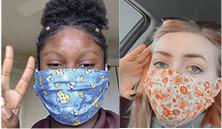 WEB masks